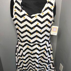 Lularoe Nicki Dress